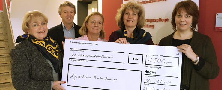 Advents-Benefizkonzert der Asteria für das Agnesheim Funckenhausen